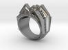 Venom Ring _ SIze 12 (21.49 mm) 3d printed