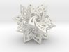 Star Frabjous Dodecahedron Structure Lite 3d printed
