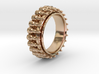 Bullet ring(size = USA 8,Japan 16, Britain P) 3d printed