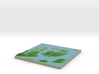 Terrafab generated model Thu Sep 25 2014 11:23:29  3d printed