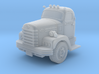 1:87 Diamond-T Fire Truck Cab 3d printed