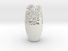 Decorative Tabletop Flower Vase  3d printed