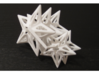 Stars 3+2 Pack 3d printed Stars still boundled with a plastic loop