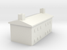 1/600 Farm House 1 3d printed