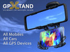 GPXtand - Universal Mobile and GPS Car Holder 3d printed Fits in All Mobiles, All Cars and All GPS Devices - WITH OR WITHOUT CASE!