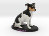Custom Dog Figurine - Dakota 3d printed