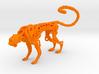 Cheetah-bot 3d printed