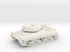 Italian P43 Tank 1/100 15mm Scale 3d printed