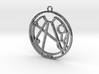 Amancio - Necklace 3d printed