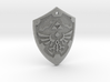 Hylian Shield - Legend of Zelda 3d printed