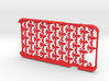 Lily iPhone6 4.7 inch case  3d printed