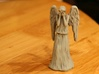 Some Call Me a Weeping Angel.. 3d printed I can see you...