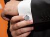 Drupal-cufflinks 3d printed Full image