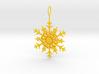 Christmas Snowflake 3d printed