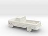 1/87 1966 Chevrolet Pickup 3d printed