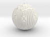 Christmas Tree Ornament #10 Smaller 3d printed