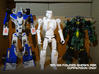 Transformers Comics Tribute - MTMTE Rung 3d printed Designed to scale with your Generations/Classics figures!