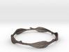 Leaf Bracelet 3d printed