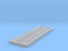 Brick's floor 1x3 3d printed
