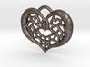 Twilight Princess Piece of Heart Webbing 3d printed