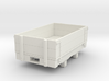 Gn15 small 5ft Dropside wagon 3d printed