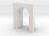 HO-Scale Tunnel Portal - Single Track 3d printed