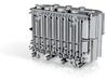 Transformer load Exactrail QTTX 2 trk well flat 3d printed