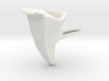 Voituré 'V' - Car Interior Flower Pot 3d printed Voiture - Car interior clip-on flower pot