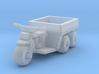 1/87 Scale 5 Wheeler Farm ATV 3d printed