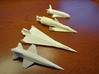 1/144 USAF/BOEING X-37 OTV (CENTERED ENGINE) 3d printed US Space Planes available in my shop!