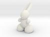 Rabbit Robot 3d printed