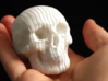 Mortal Coil (side-to-side stretching) 3d printed