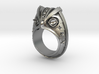 Owl Ring - Size 12 (21.49 mm) 3d printed