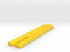 Pinball - Shooter Lane Insert 3d printed