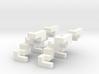 Quad Helix 3d printed