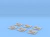 "Taiidan ""Leekor"" Repair Corvettes (6) 3d printed"