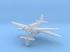 Douglas B-18A Bolo 1/700 (2 airplanes) 3d printed