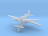 Douglas B-18A Bolo 1/600 (2 airplanes) 3d printed