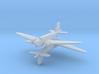Douglas B-18B Bolo 1/700 (2 airplanes) 3d printed