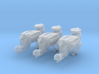 "Kushan ""Puppeteer"" Drone Frigates (3) 3d printed"