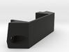 Bruder Delta Loader: Bucket servo mount 3d printed