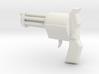 El Tiburon's Complex Shooter 3d printed