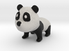 Little Panda 3d printed