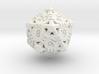 D20 - Andrew Bell 3d - Geometric Design 1 3d printed