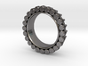 Bullet ring(size = USA 4.5-5) 3d printed