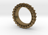 Bullet ring(size = USA 7-7.5) 3d printed
