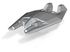 1/2500 B5 Narn Frazi Fighter :-) 3d printed