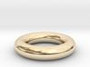 Toroidal ring 3d printed