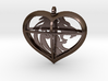 Lion Heart 3d printed