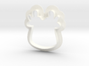 Reindeer Cutter 3d printed